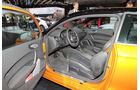 Audi A1 1.4 TFSI Paris 2010, Innenraum