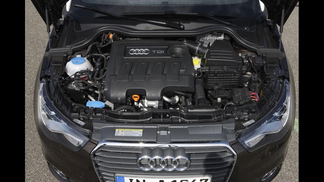 Audi A1 1.6 TDI, Motor