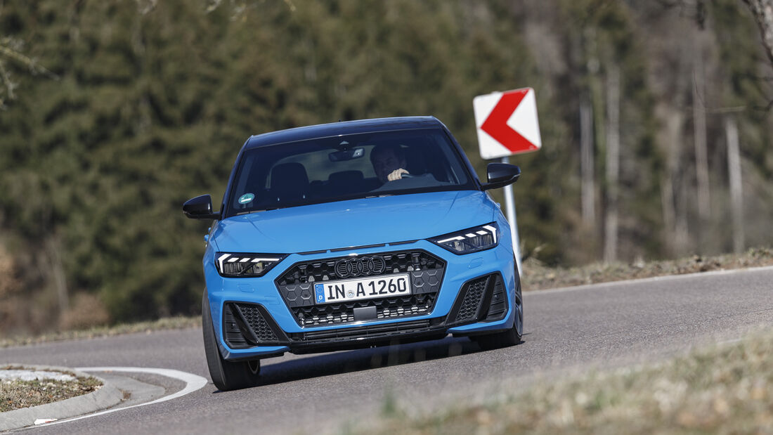 Audi A1 40 TFSI S line