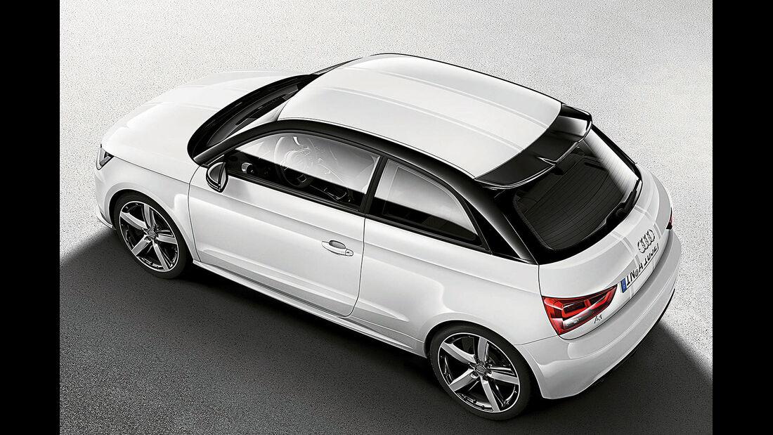 Audi A1 Amplified Sondermodell