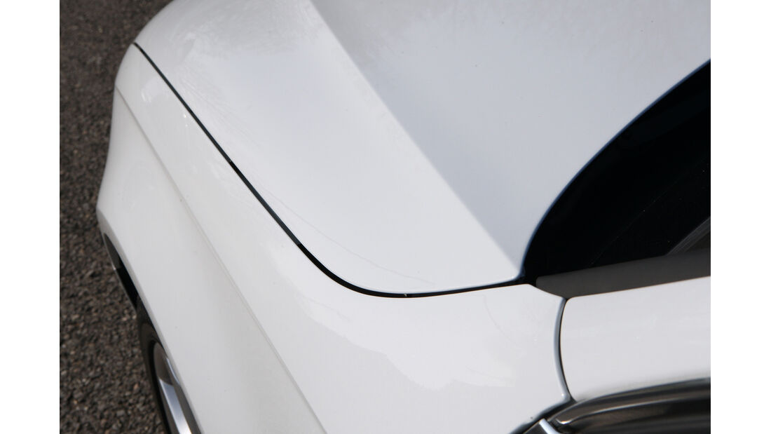 Audi A1, Audi A4, Spaltmaße