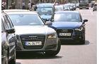 Audi A1, Audi A8
