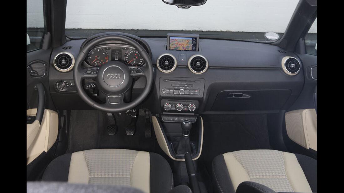Audi A1, Ausstattung Attraction
