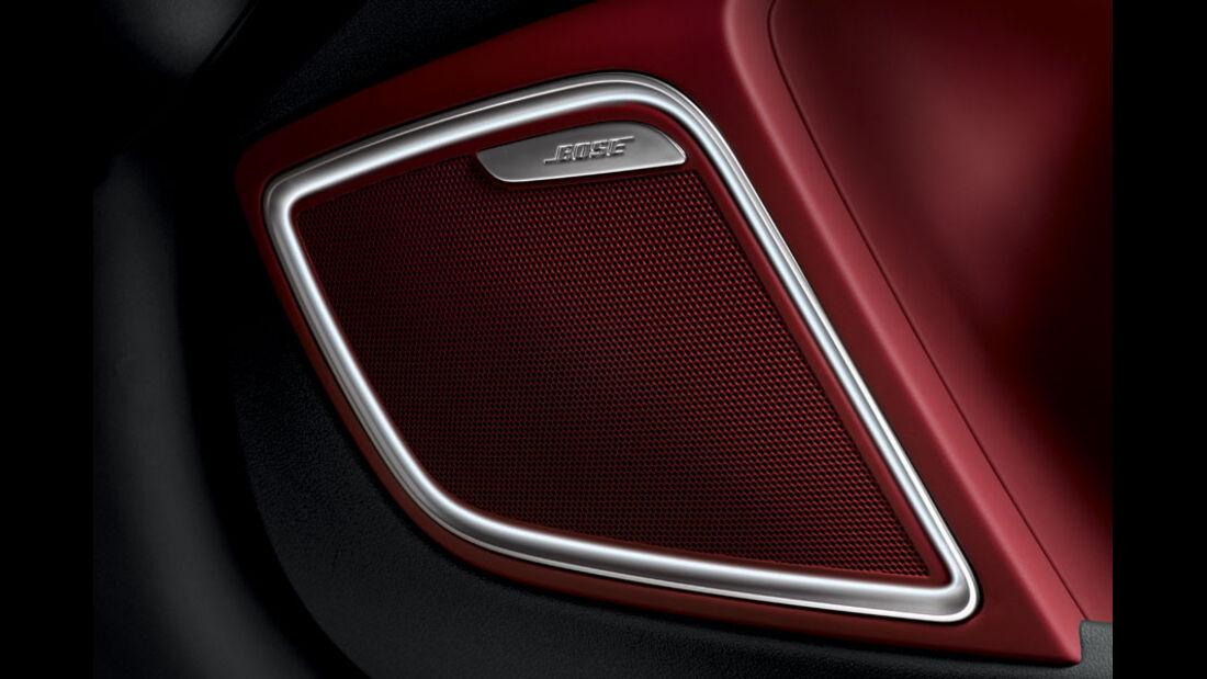 Audi A1, Bose-Surround-Sound