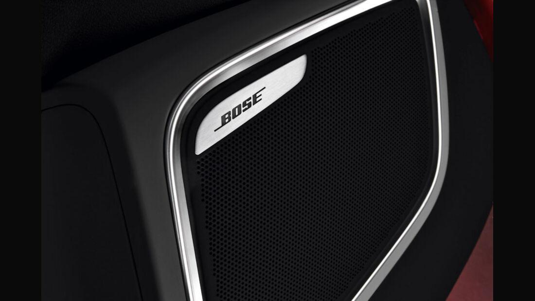 Audi A1 Bose-Surround-System