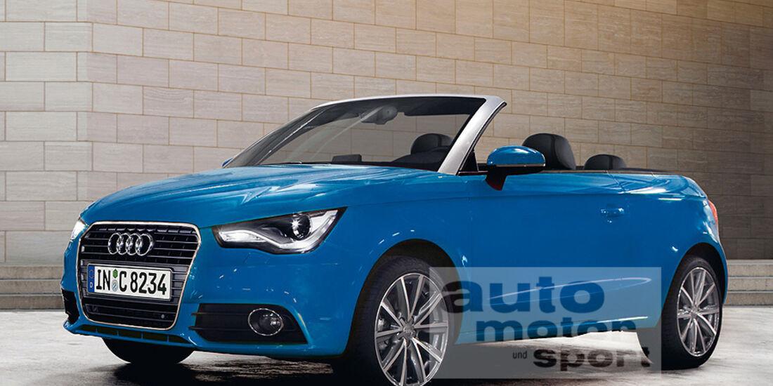 Audi A1 Cabrio