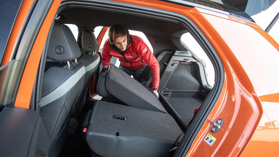 Audi A1 Citycarver 30 TFSI, Interieur
