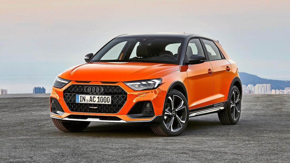 Audi A1 Citycarver, Autonis 2020