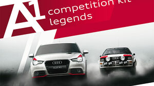 Audi A1 Competition Kit