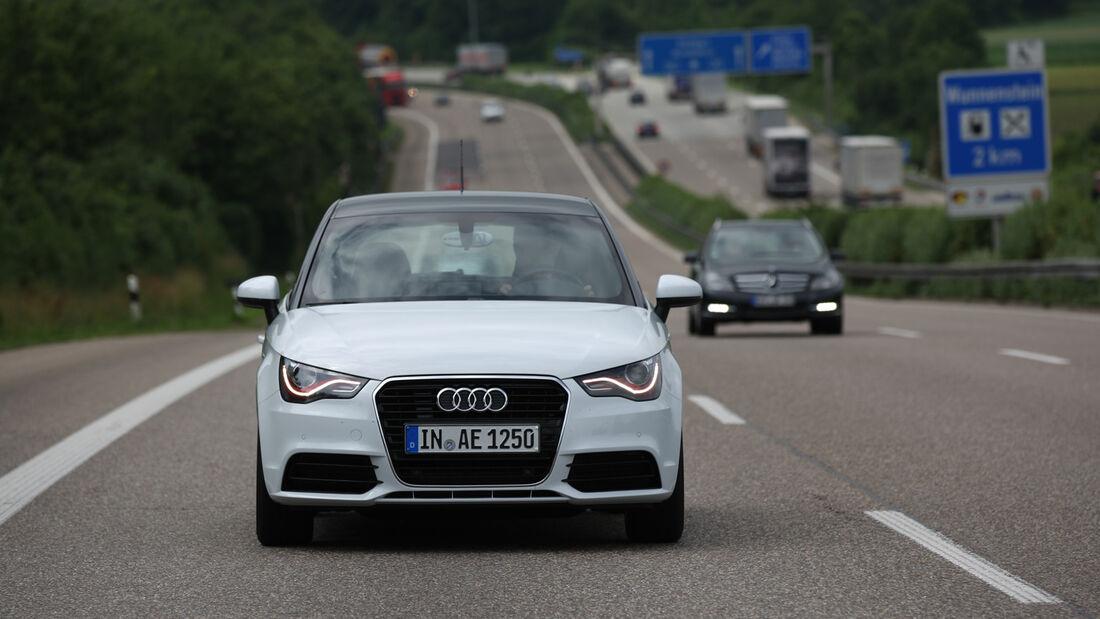 Audi A1 E-Tron, Frontansicht