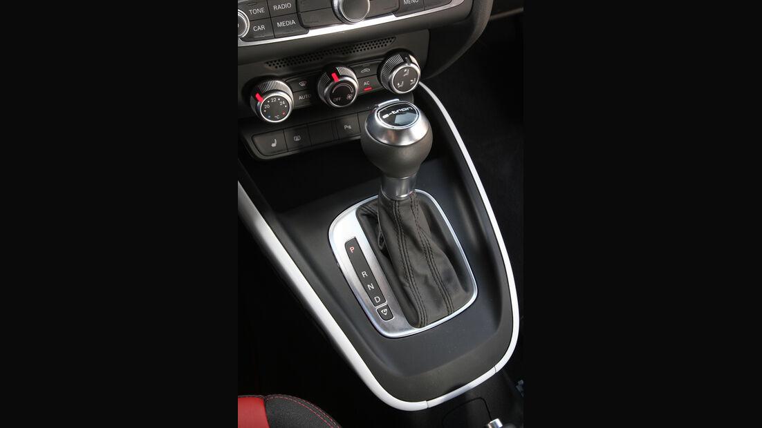 Audi A1 E-Tron, Schalthebel, Gangschaltung