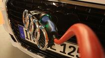 Audi A1 E-Tron, Strombuchse