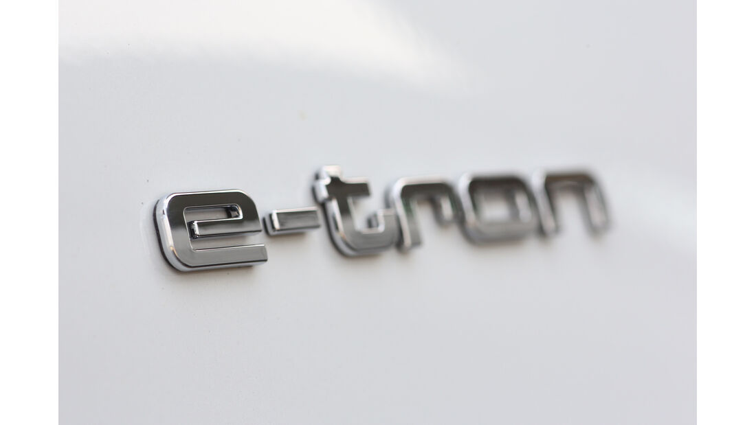 Audi A1 E-Tron, Typenbezeichnung
