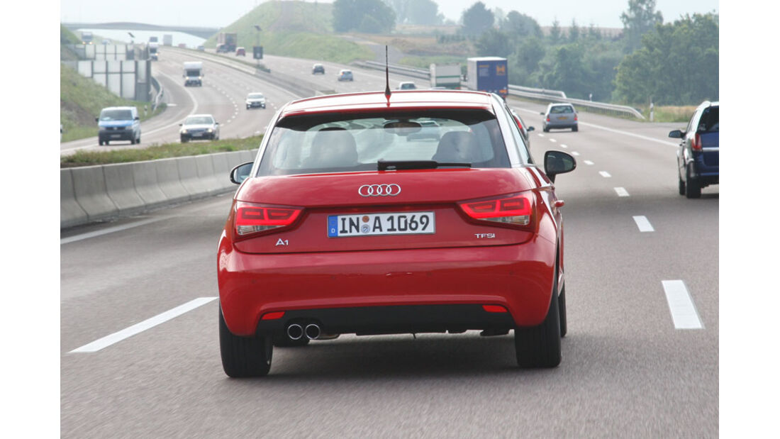 Audi A1, Easy-Entry