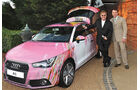 Audi A1 Elton John David Furnish
