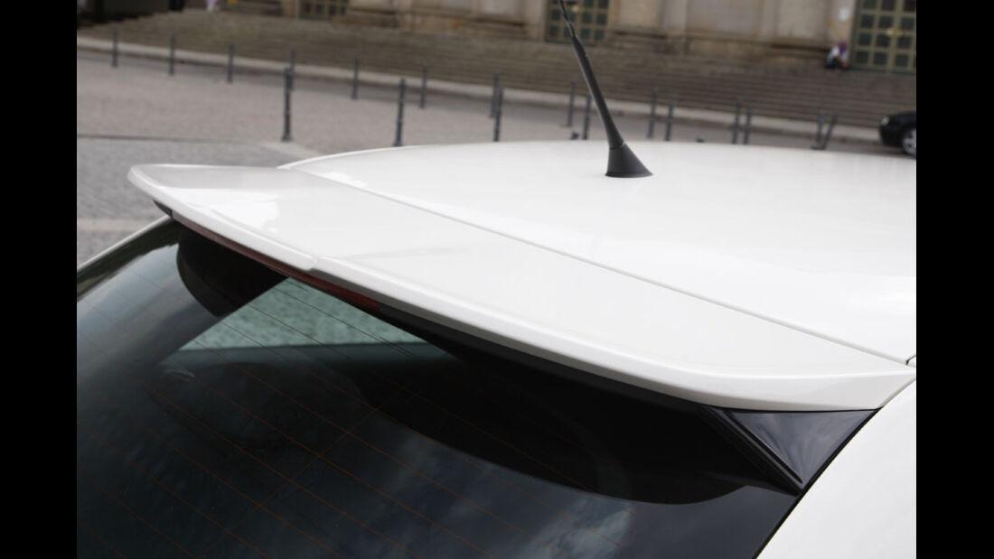 Audi A1 Heckspoiler