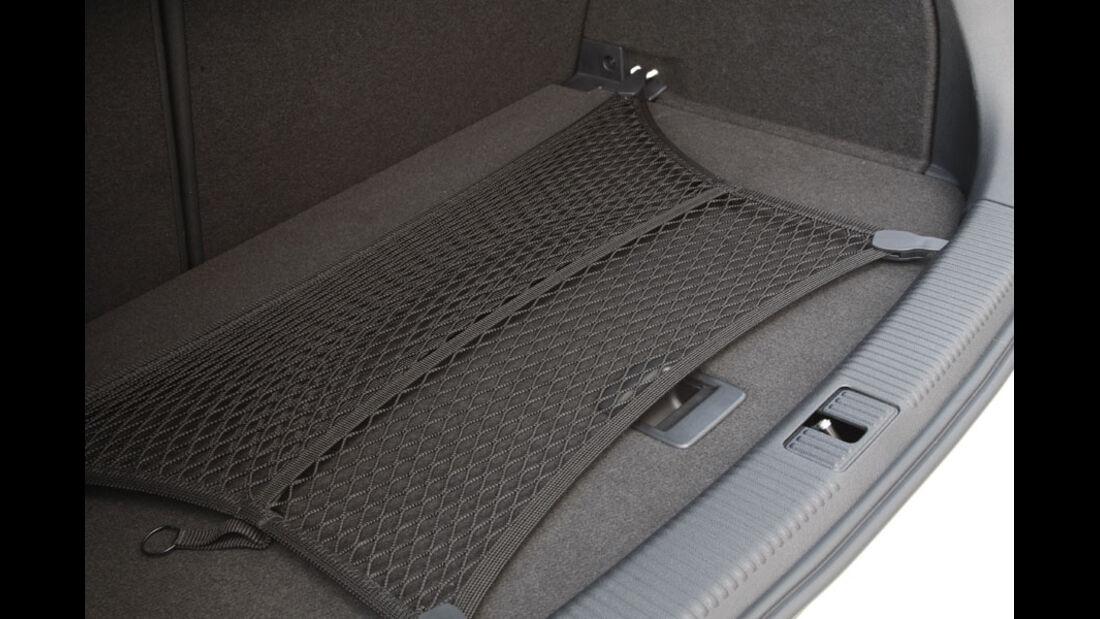 Audi A1 Kofferraum