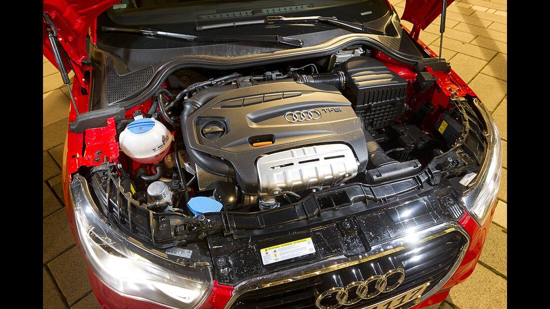 Audi A1, Motor