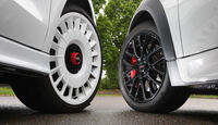 Audi A1 Quattro, Mini John Cooper Works, Rad, Felge