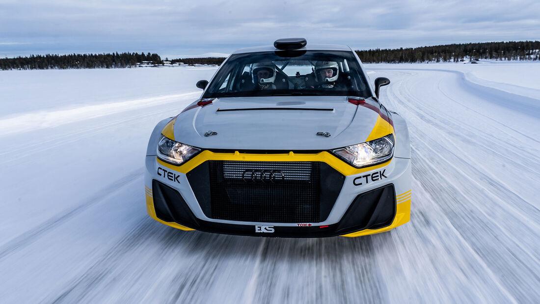 Audi A1 Quattro Rally2 - Mattias Ekström - 2021