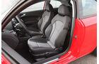 Audi A1, Rückbank, Fond
