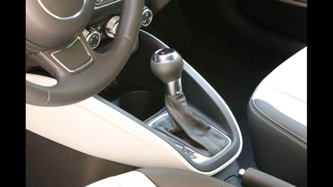 Audi A1, Schaltgetriebe