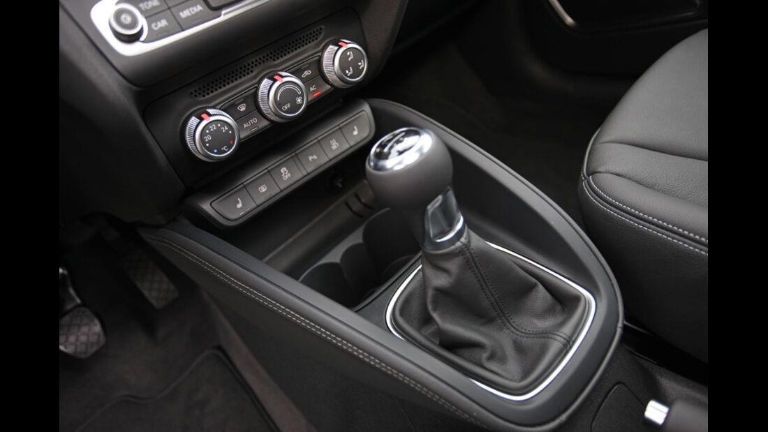 Audi A1 Schalthebel