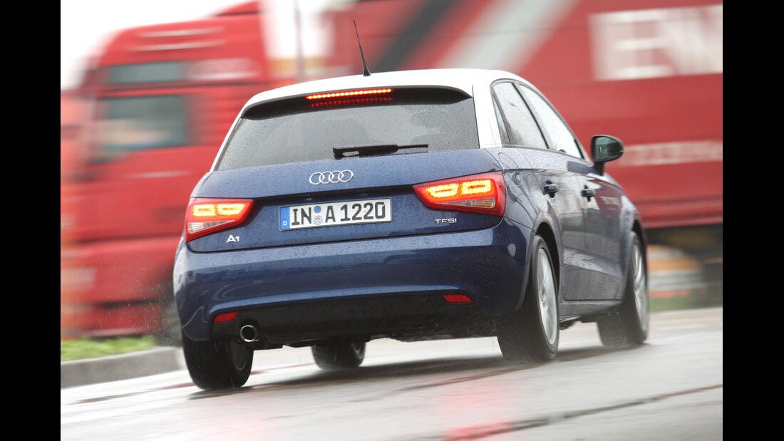 Audi A1 Sportback 1.2 TFSI, Heck, Heckleuchte