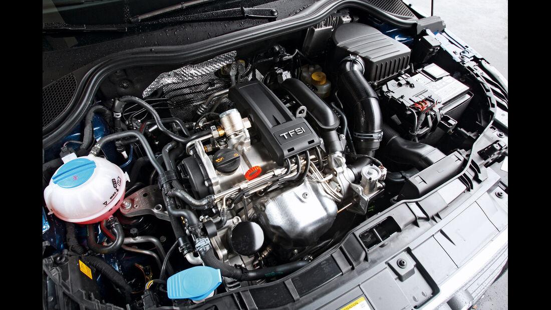 Audi A1 Sportback 1.2 TFSI, Motor