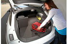 Audi A1 Sportback 2.0 TDI Ambition, Kofferraum, Ladefläche