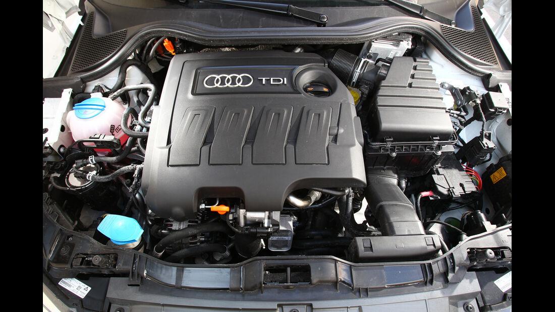 Audi A1 Sportback 2.0 TDI Ambition, Motor