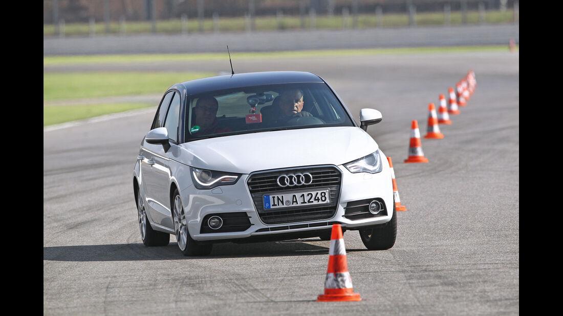 Audi A1 Sportback 2.0 TDI Ambition, Slalom, Front