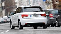 Audi A1 Sportback 2.0 TDI, Heck