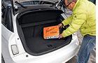 Audi A1 Sportback 2.0 TDI, Kofferraum