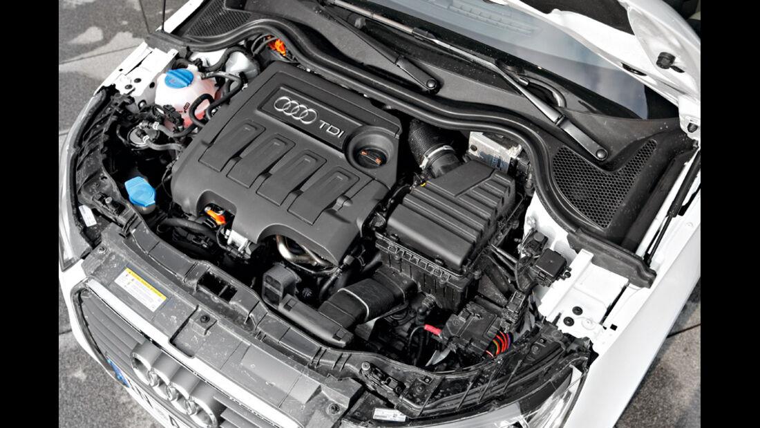 Audi A1 Sportback 2.0 TDI, Motor