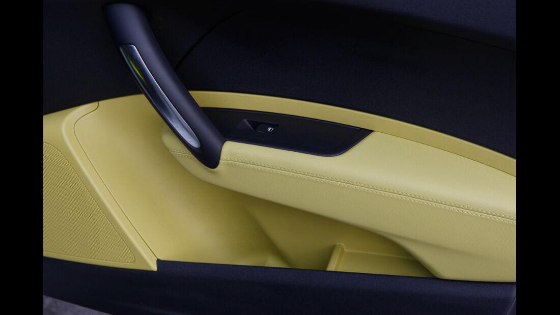 Audi A1 Sportback 2.0 TDI, Türgriff