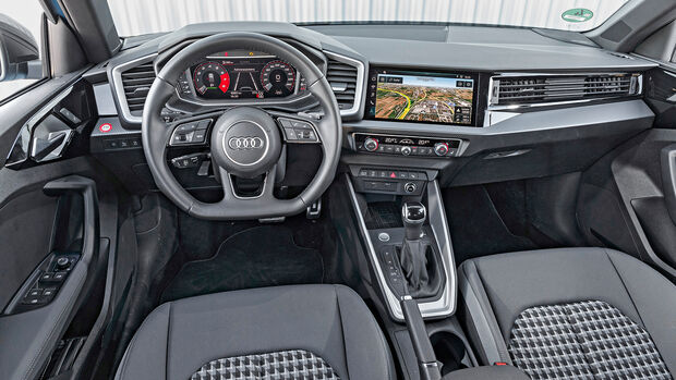 Audi A1 Sportback 40 TFSI, Interieur