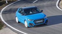 Audi A1 Sportback 40 TFSI - Serie - Kleinwagen - sport auto Award 2019