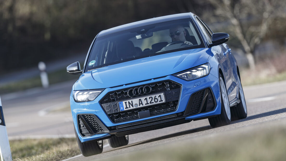 Audi A1 Sportback 40 TSFI, Exterieur