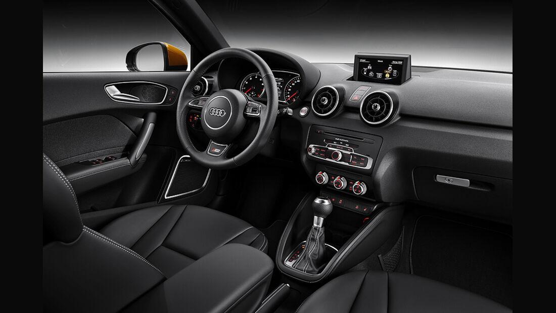 Audi A1 Sportback, Cockpit