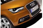 Audi A1 Sportback, Front Detail