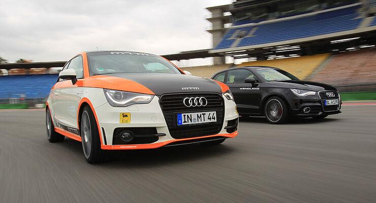 Audi A1 Tuning Wendland und MTM