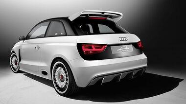 Audi A1 clubsport quattro, Wörthersee 2011