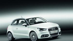 Audi A1 e-tron/Standaufnahme