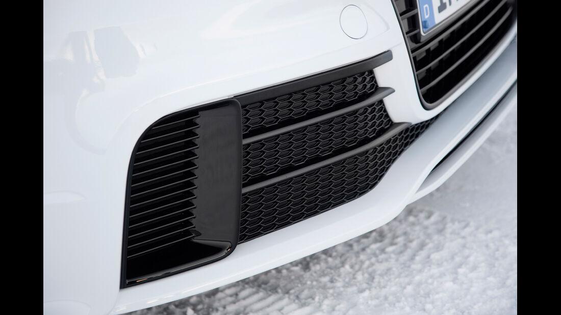 Audi A1 quattro, Kühlergrill