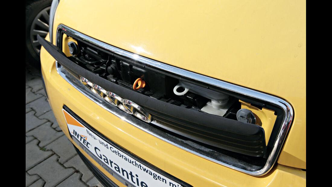 Audi A2 1.4, Kühlergrill