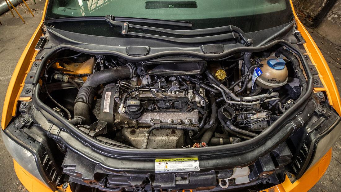 Audi A2 (8Z), (2002-2005), Motor