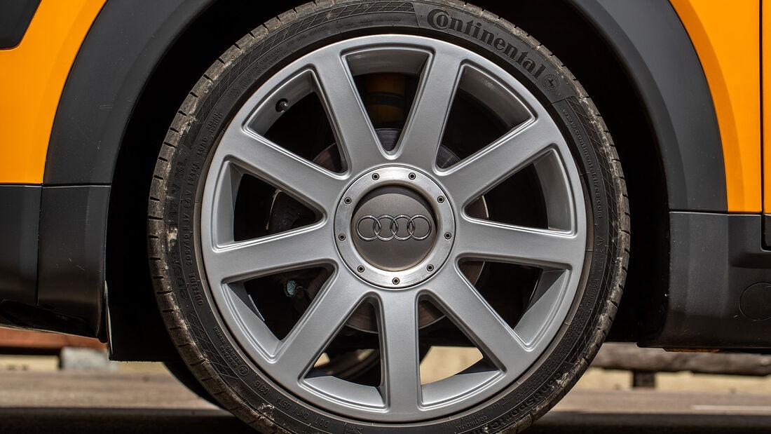 Audi A2 (8Z), (2002-2005), Rad, Felge
