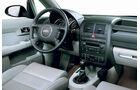 Audi A2, Auto der Woche, Cockpit