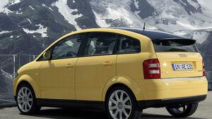 Audi A2, Auto der Woche
